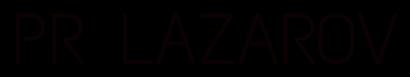 PR Lazarov – Пиарът на звездите