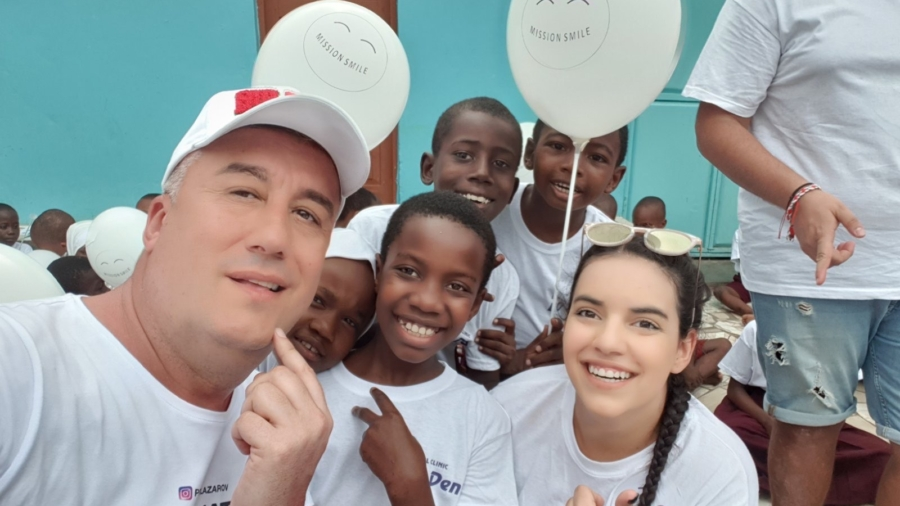 Мисия усмивка в Занзибар